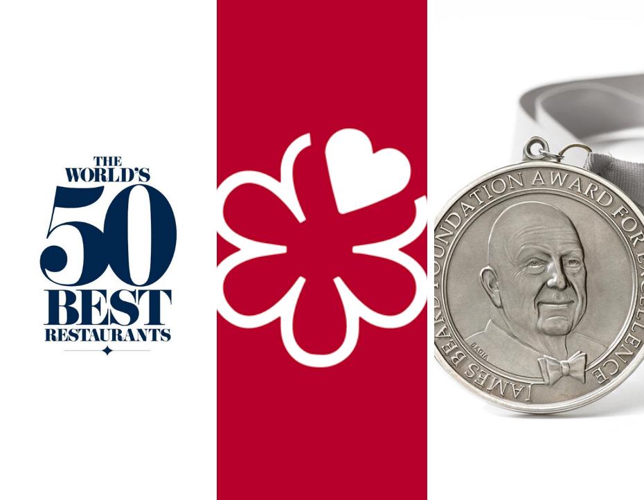Най-известните кулинарни награди
