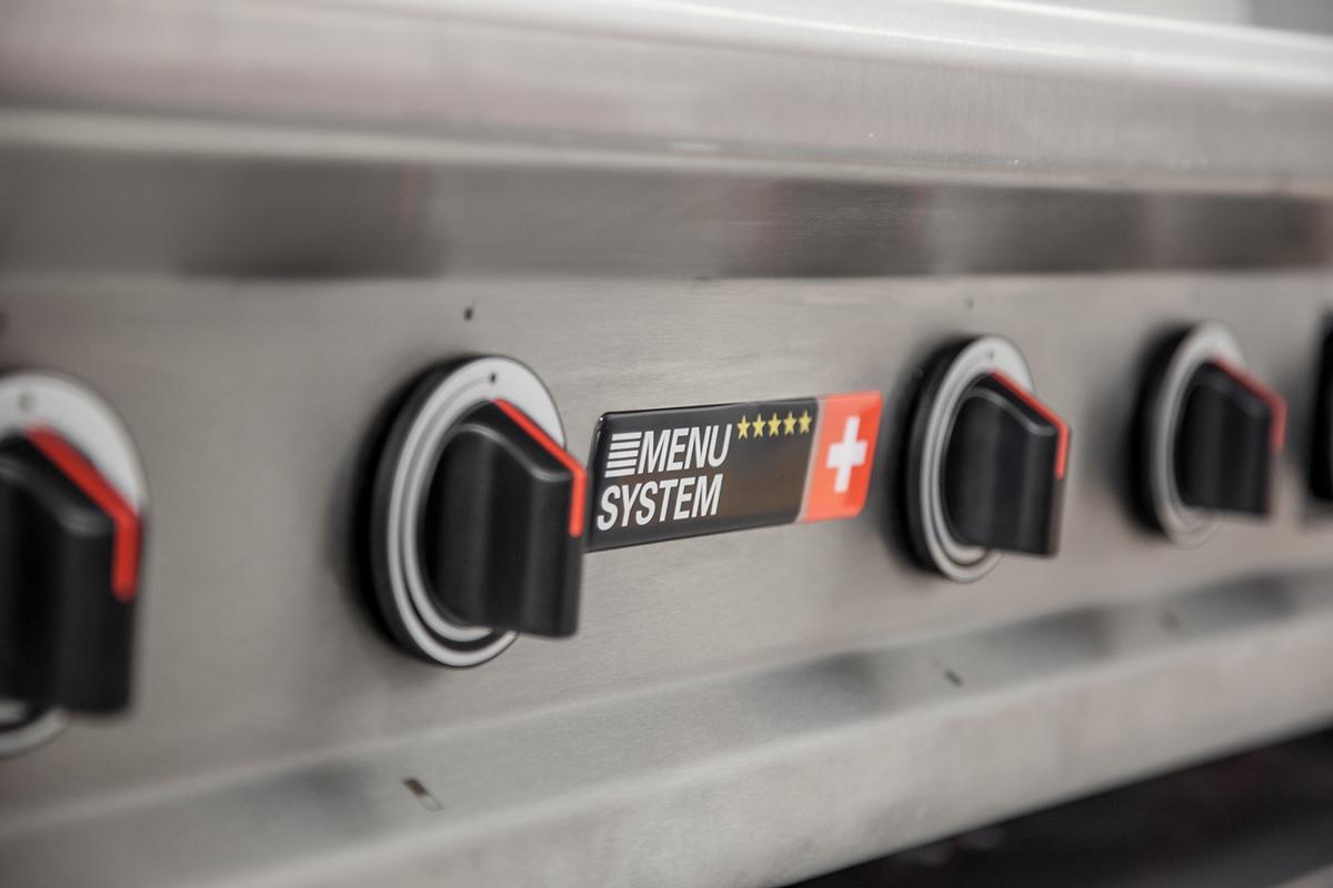 Професионално кухненско оборудване от Menu System